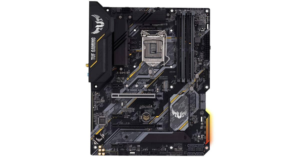 Asus TUF Gaming B460 Pro