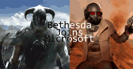 Bethesda Softworks is now part of the Microsoft team of exclusive titles