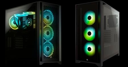 Corsair released its 3 new chassis under the 4000 series