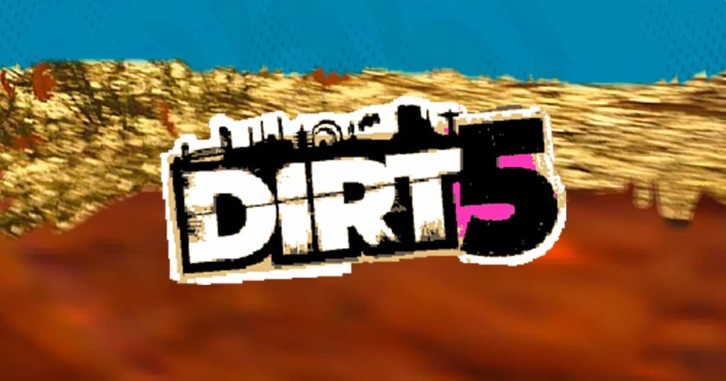Dirt 5 is coming out on the Xbox Series X launch day