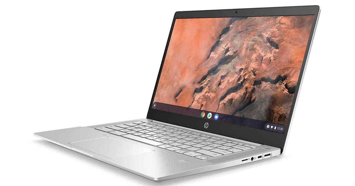 HP Pro c645 Chromebook Enterprise