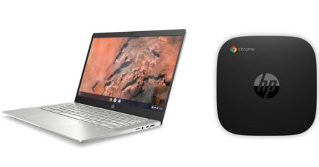 HP releases two new mobile thin clients and announces new Chromebooks