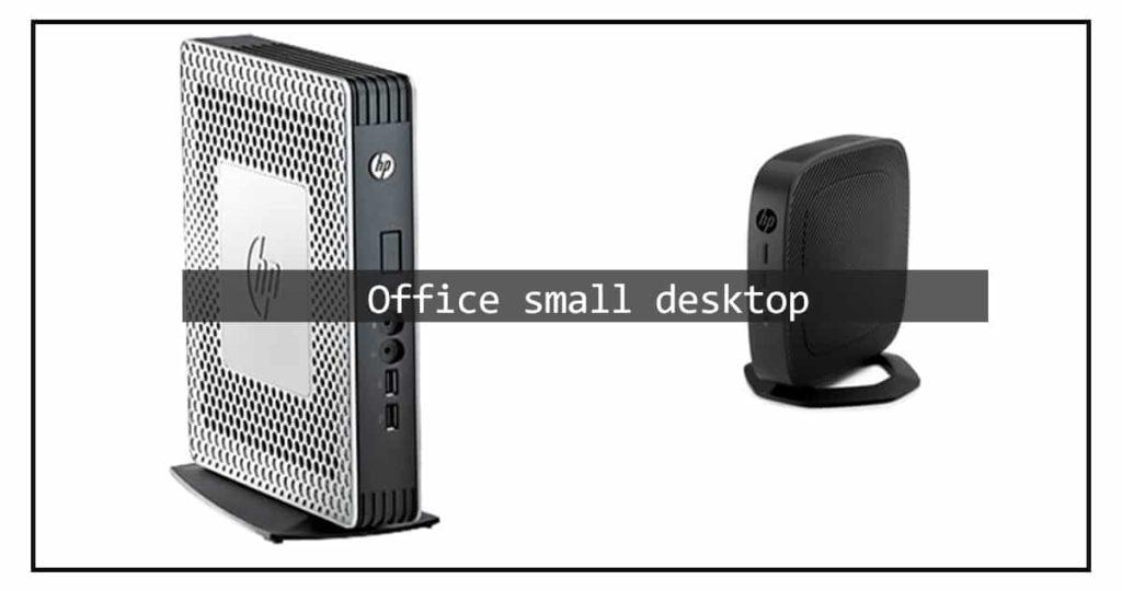 HP t540 Thin Client Review: a unique small factor desktop
