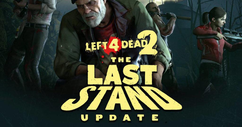 Left 4 Dead 2 gets update