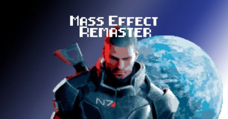 Mass Effect Remaster spotted on a video game site points a 2021 release