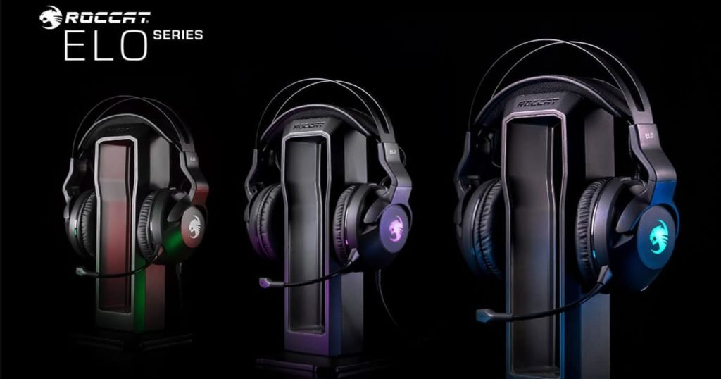 New Roccat Headset Series Revealed