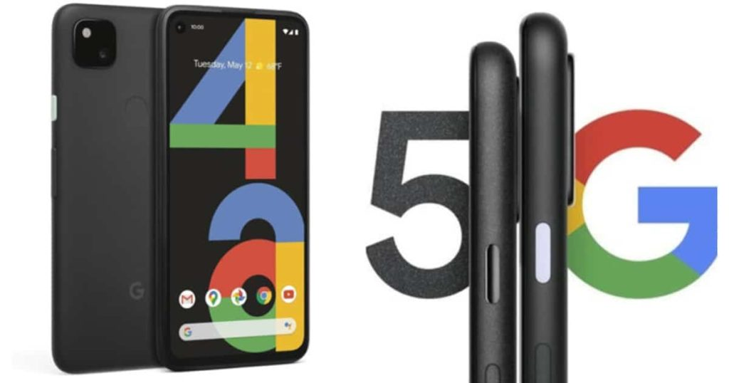 New leaks on Twitter about Google Pixel 5 and Pixel 4a