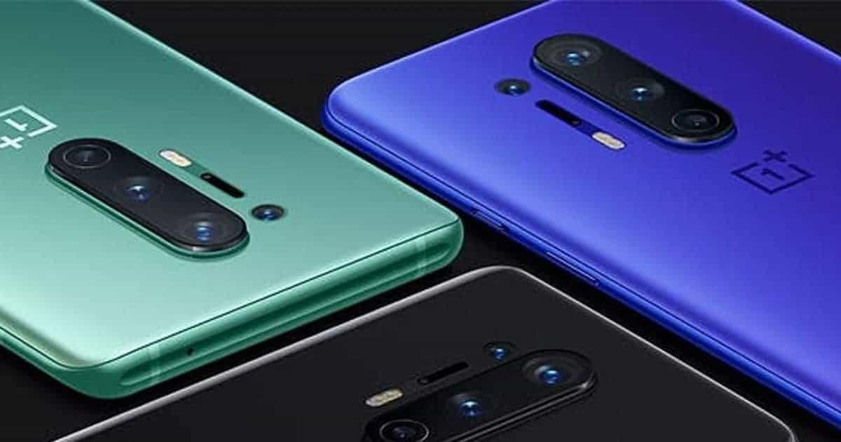 Oneplus 8t phones