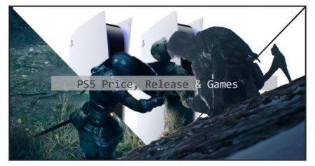 PlayStation 5 Critical Info: Price, Release, and Next-Gen Games