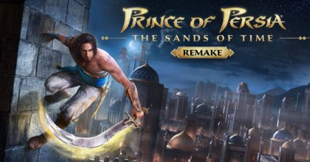 Prince of Persia Remake announced