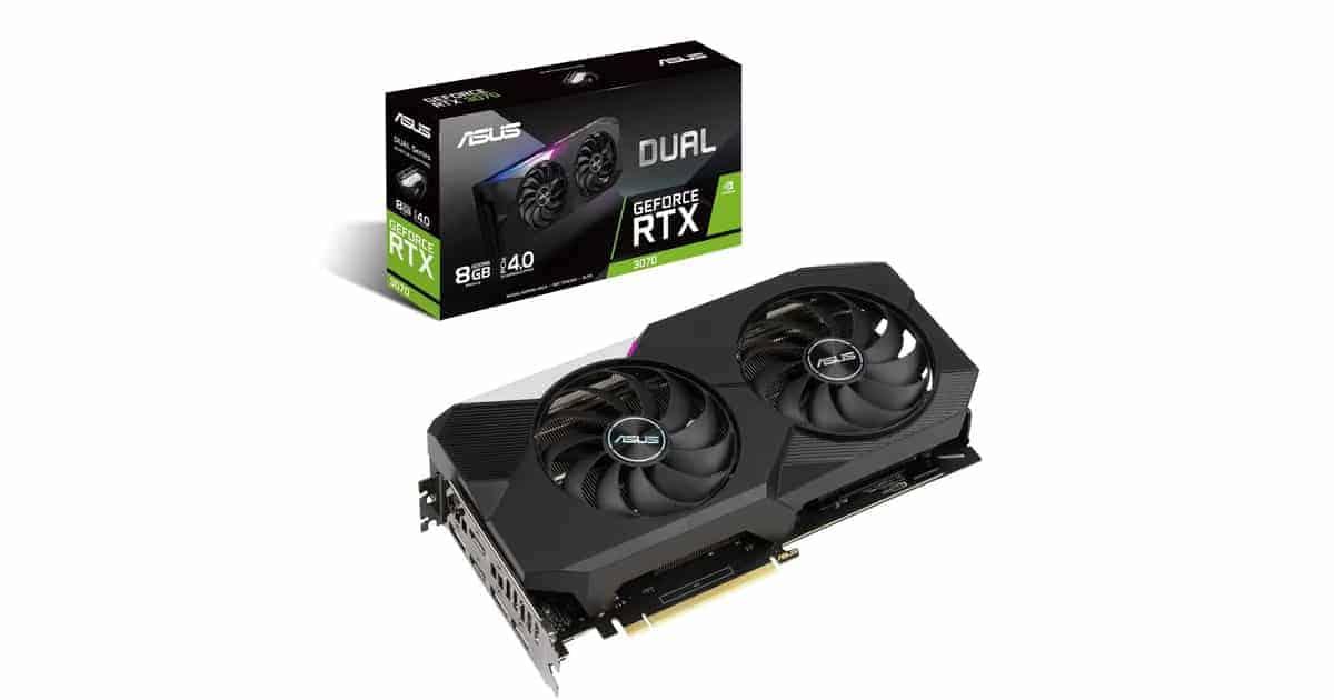 RTX 3070 Dual