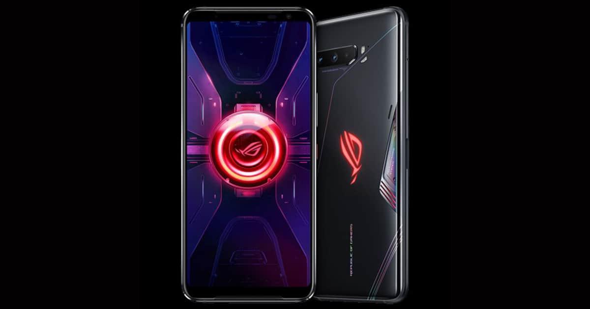 Rog phone 3 design