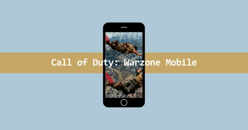 Warzone Mobile surfaces with a detailed job listing on Activision