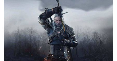 Witcher 3 is getting a RTX upgrade and an new expansion pack