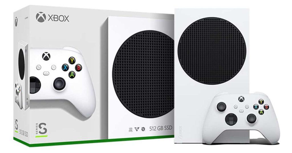 Xbox Series S Retail Box Revealed