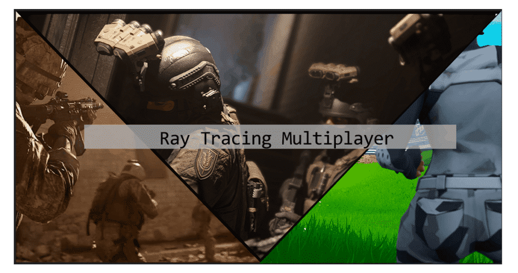 ray tracing fortnite call of duty
