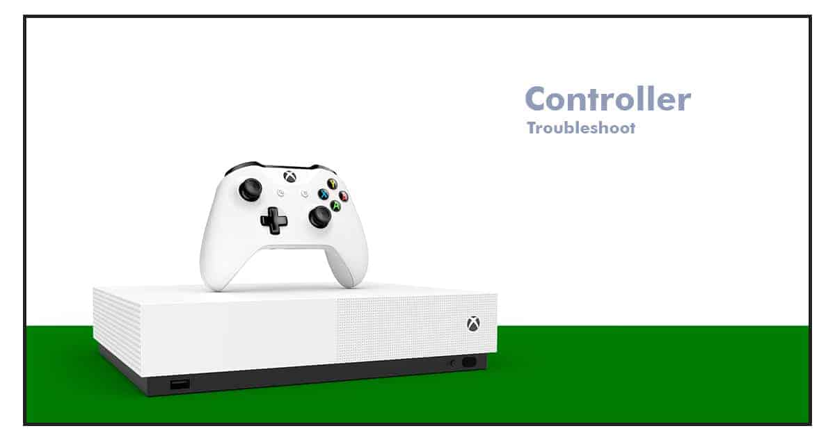 xbox controller flashing troubleshoot