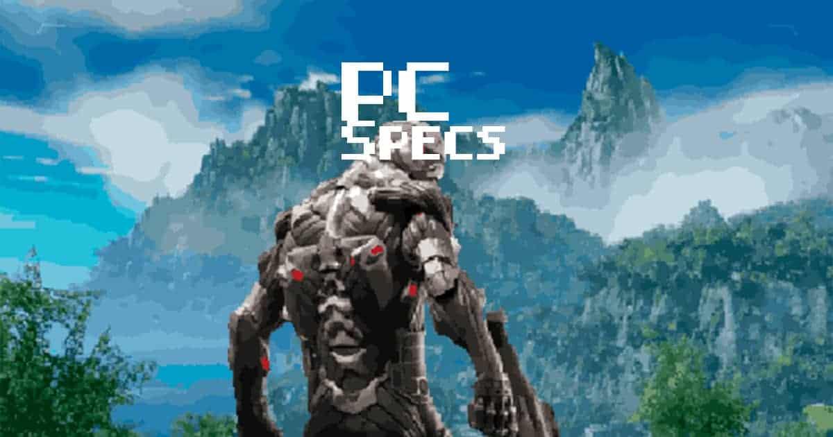 pc specs