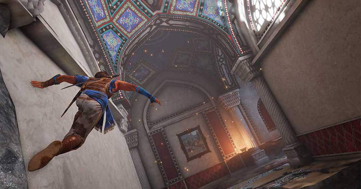 Ubisoft Forward Prince of Persia Remake