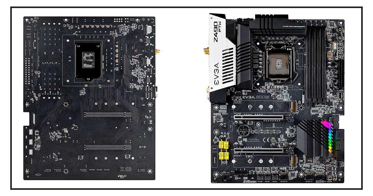z490 motherboard