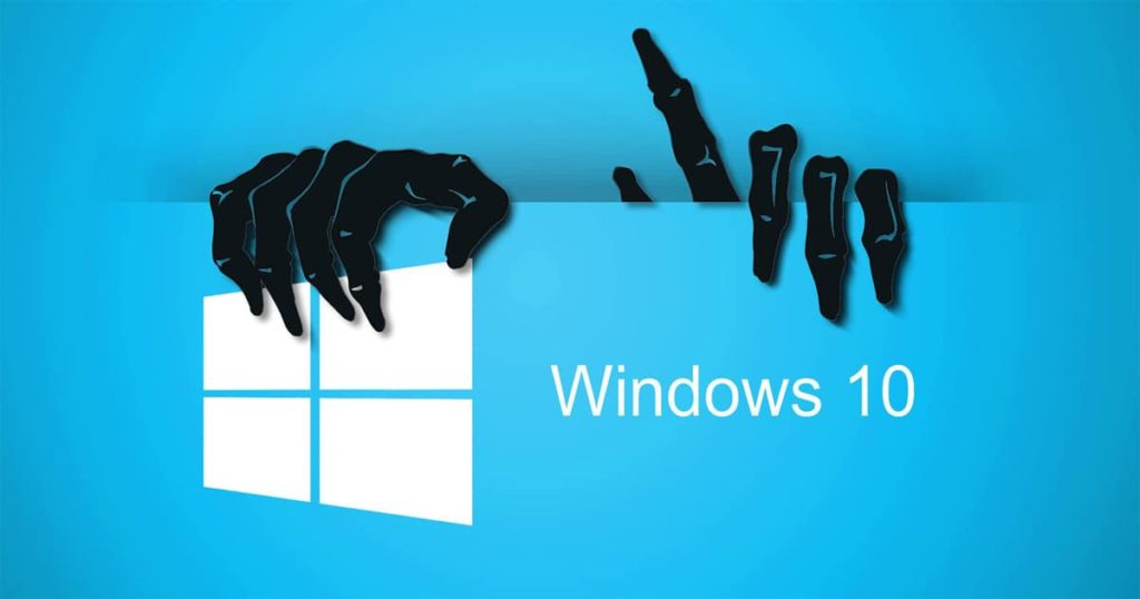 New Malware Scam enters as Windows 10 Update