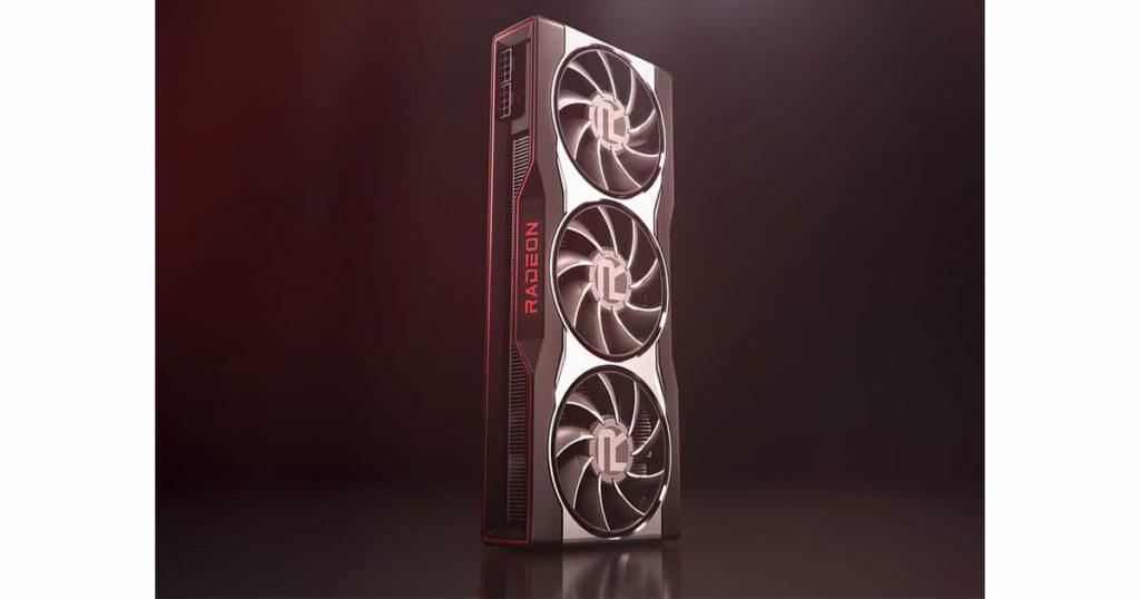 AMD teases Radeon RX 6000 during the Ryzen 5000 Keynote