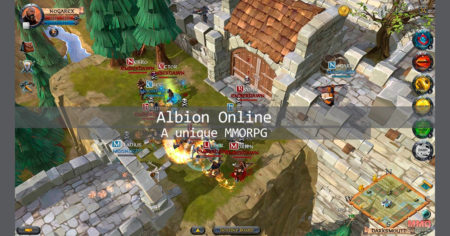 Albion Online - The most unique MMORPG (2020 Review)