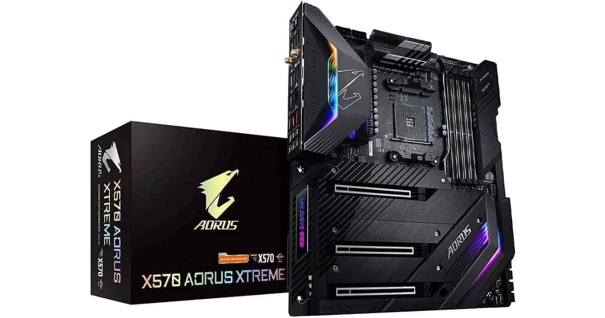 Gigabyte Aorus X570 Xtreme