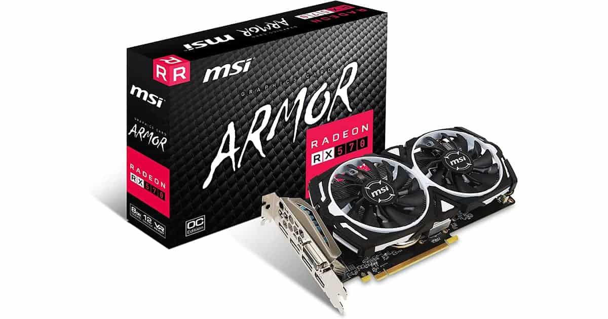 AMD Radeon RX 570 8 GB