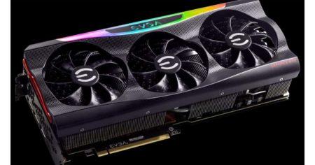 EVGA releases XOC BIOS pushing RTX 3080 power limit to 450W