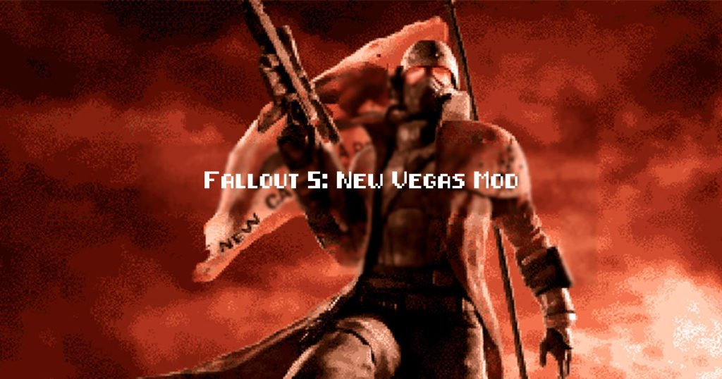 Fallout 4 New Vegas - The community-made mod you need to play