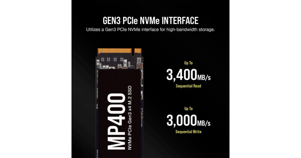 Gen4 PCIe SSD