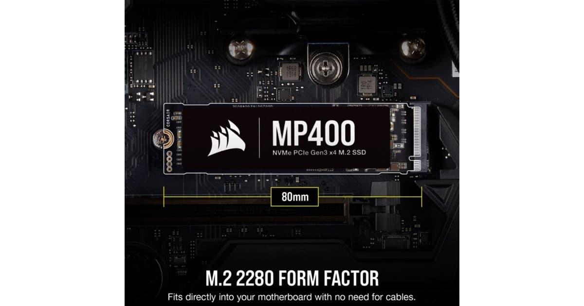 MP400 SSD m2