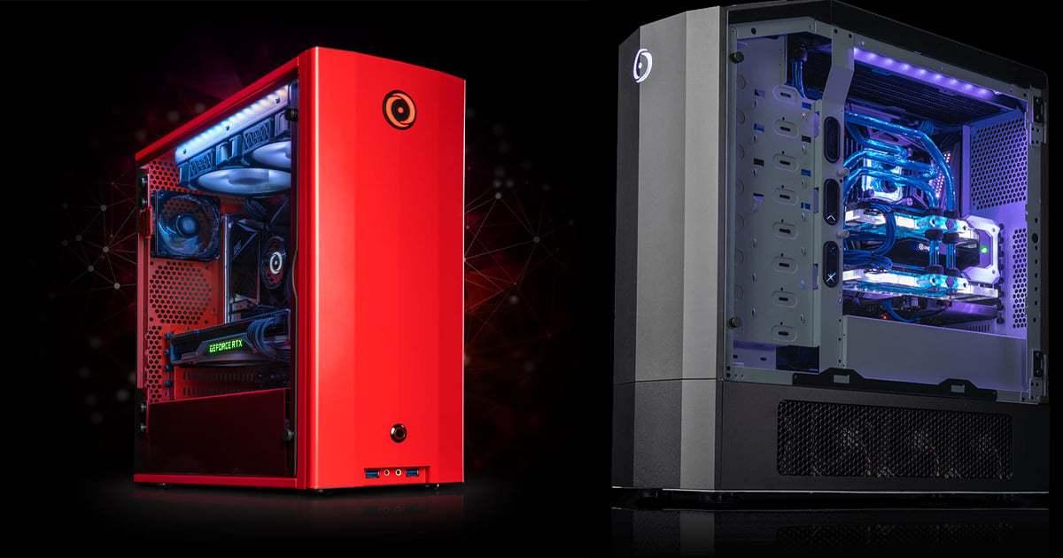 Origin PC Lineups