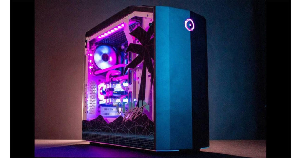 Origin PC providing 8 Pre-built PC with the latest RTX 3000 series cards