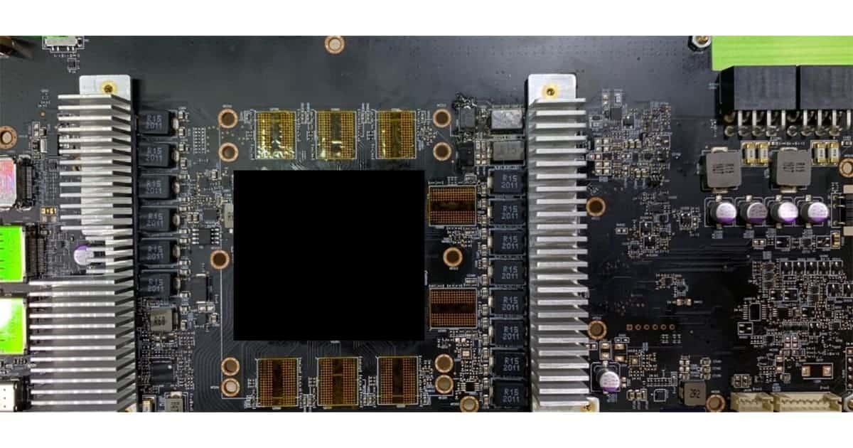 RX 6900 PCB