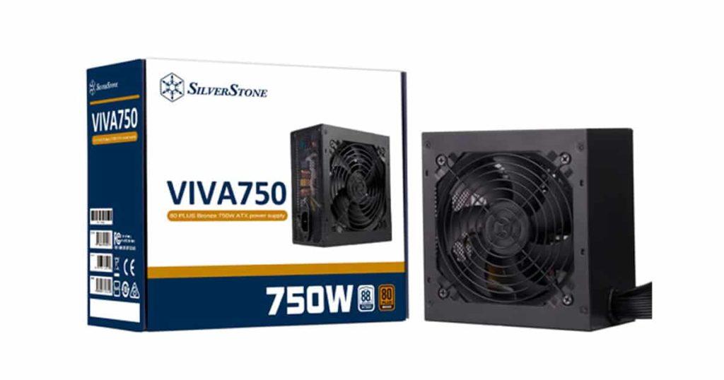 SilverStone Viva Power Supplies 80+ Bronze PSU revealed