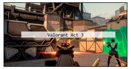 Valorant is moving forward towards Act 3 with a new character