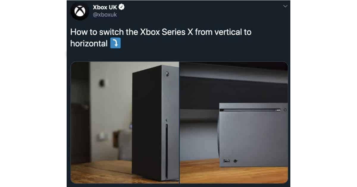 Xbox UK mock