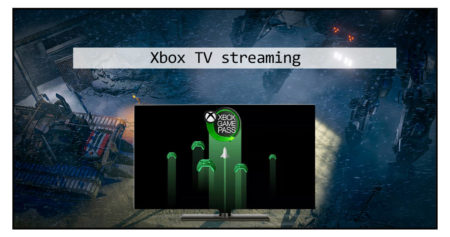 Xbox Game Pass Platinum plus Xbox cloud gaming for TVs
