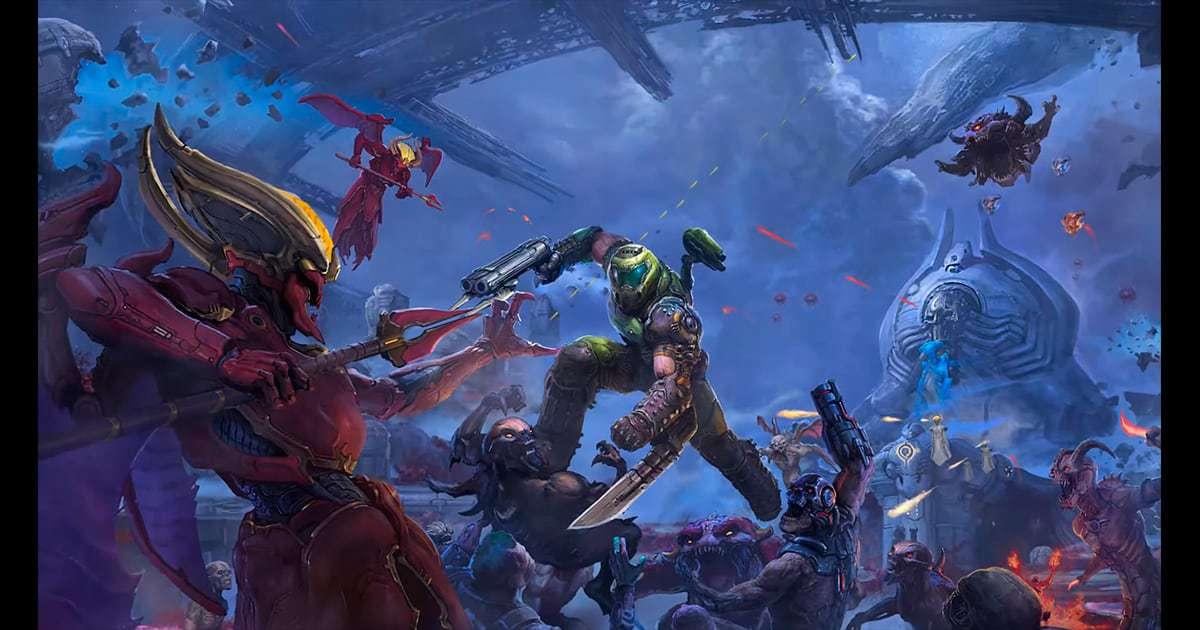 Doom Eternal: Ancient Gods Part One