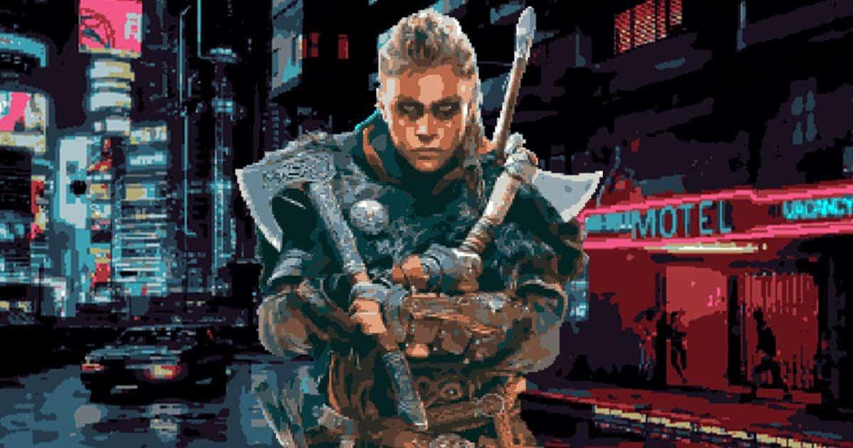 2020 games Assasin Creed Cyberpunk