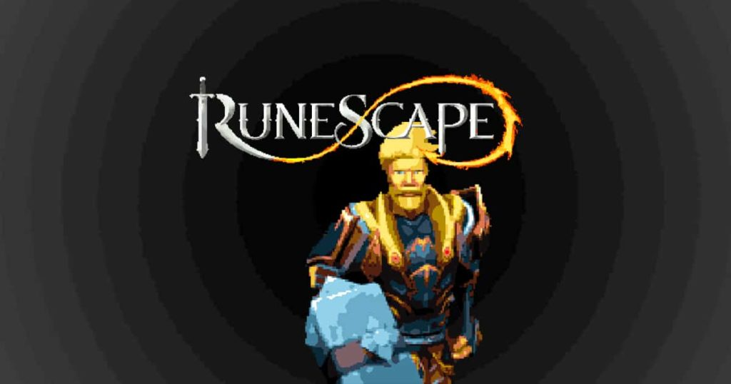Runescape reaches Steam many years after its original debut