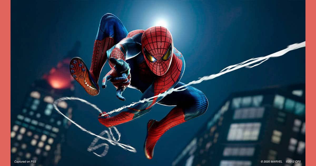Spider-Man: Remastered suits