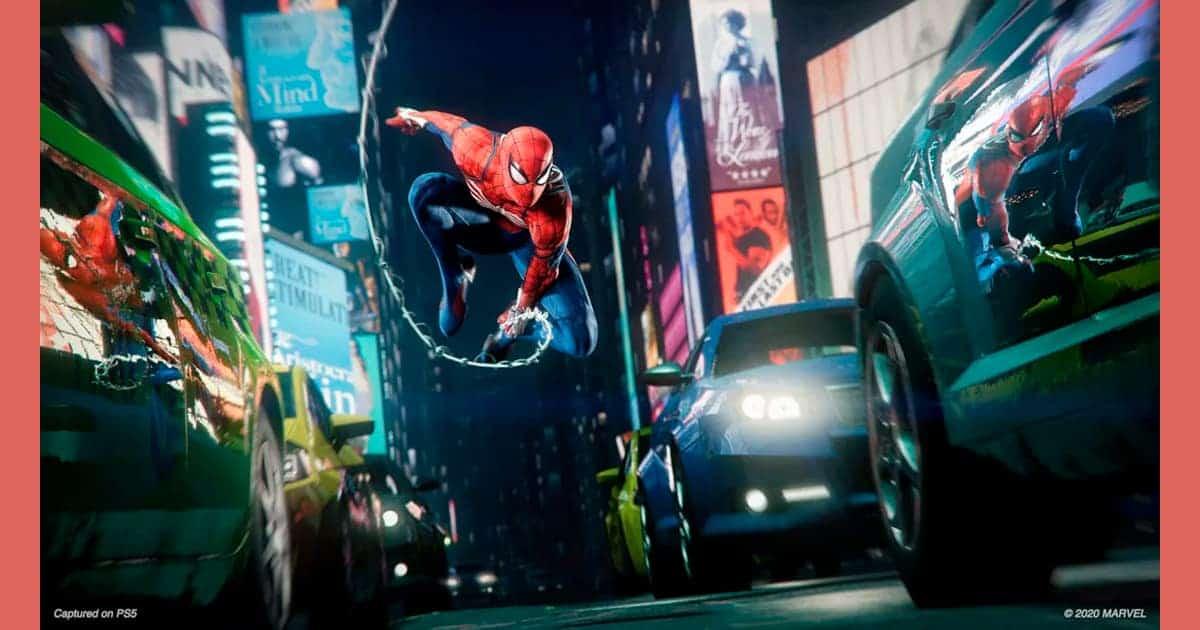 spider man remastered