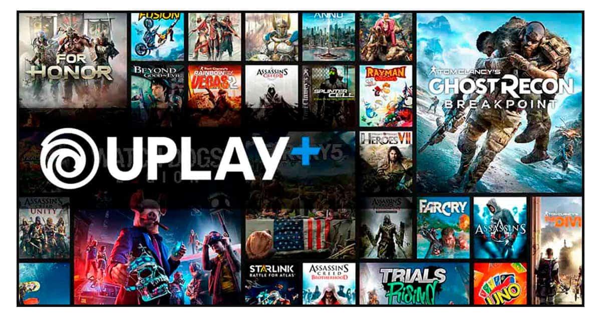 Ubisoft Plus