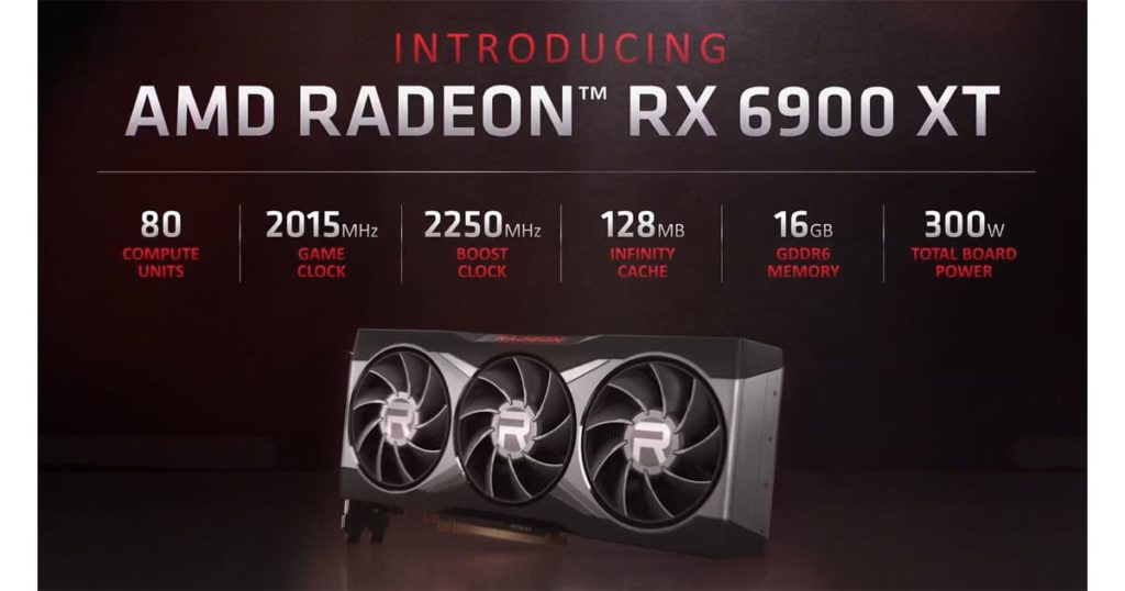 AMD Radeon RX 6900XT pushes over 3.0 GHz overclocked, potential to break GPU records