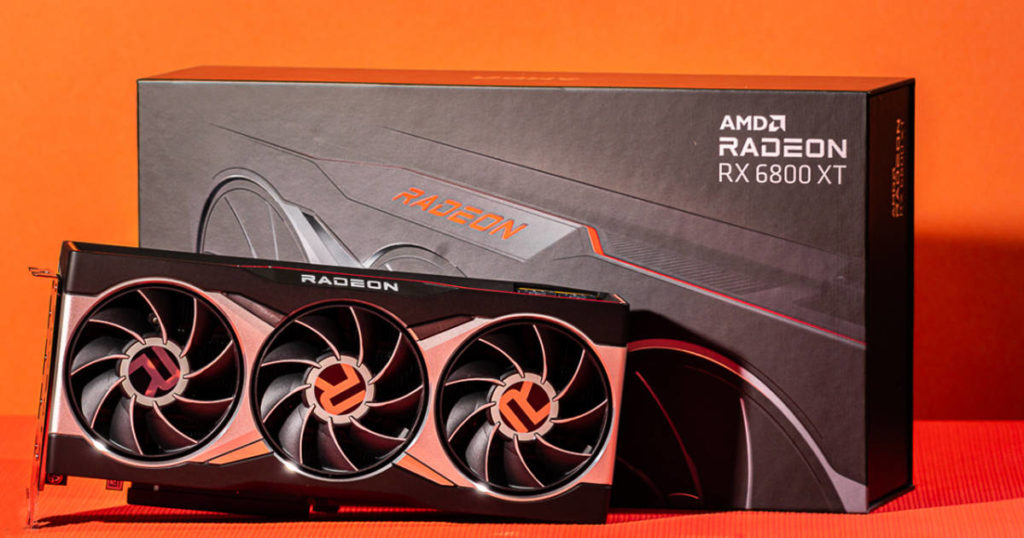 AMD's Radeon RX 6800 series not looking well with a limited GPU supplies