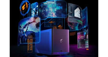 Gigabyte releases upated Aorus Gaming Box feature RTX 30803090