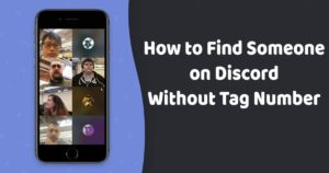 How to Find Someone on Discord Without Their Tag Number